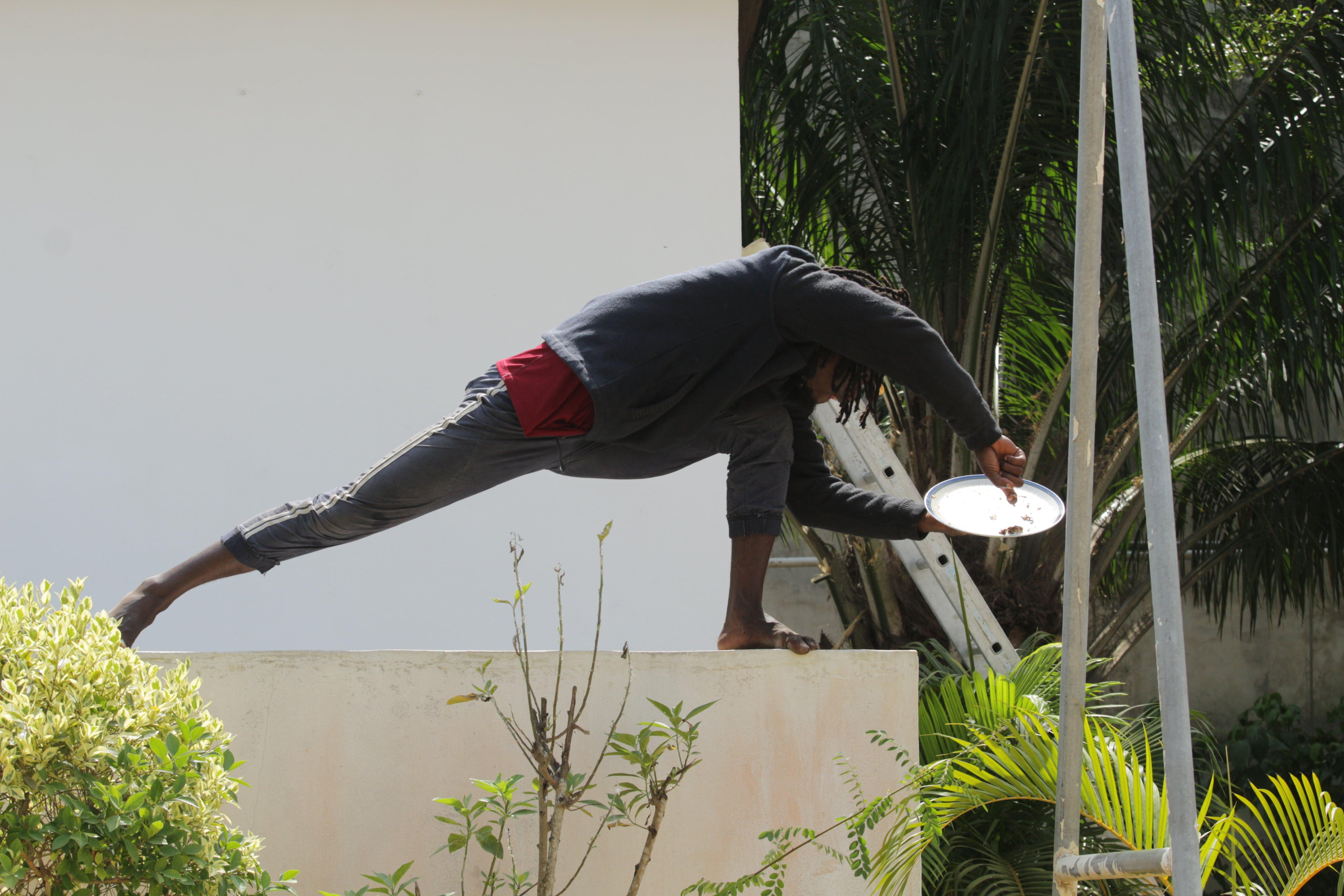Performance Hors norme, Arouna Guindo & Yvon Ekue #2