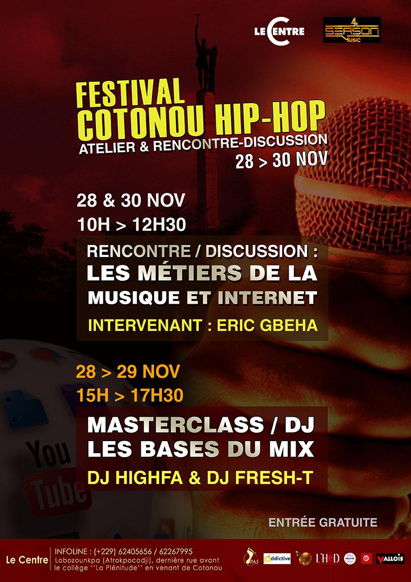Festival Cotonou Hip-hop