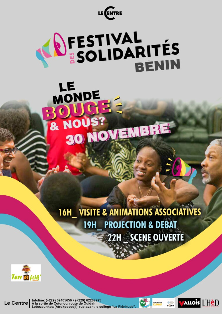 Festival Solidarités Benin