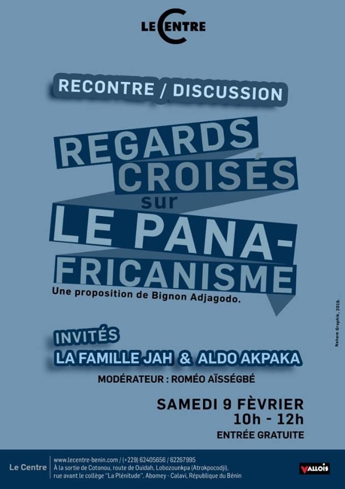Rencontre-discussion, Regards croisés sur le panafricanisme