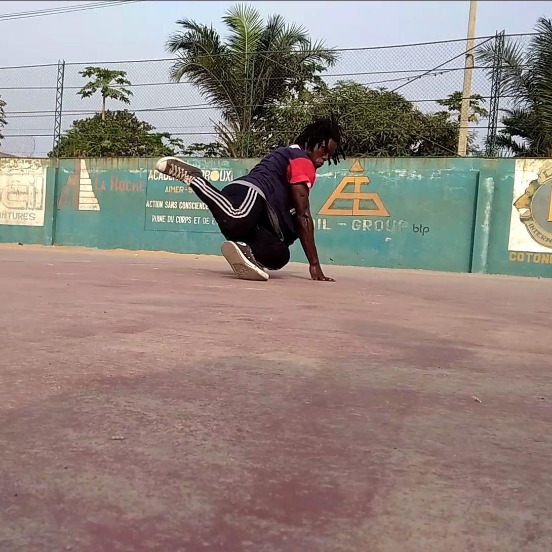 Soirée Street-Dance, avec Guindo Arouna