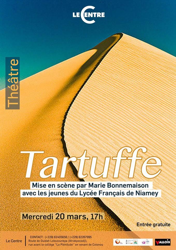 Théâtre, Tartuffe de Molière