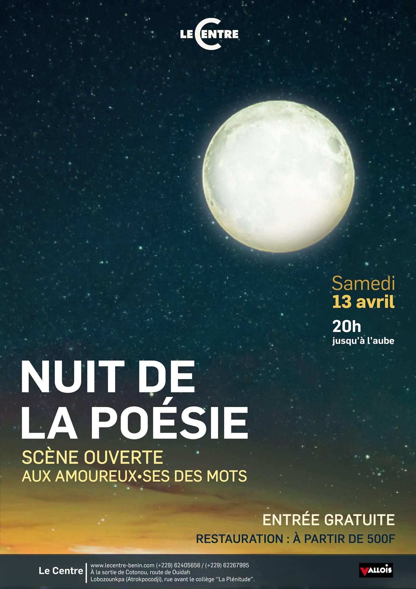 Nuit de la Poésie #3