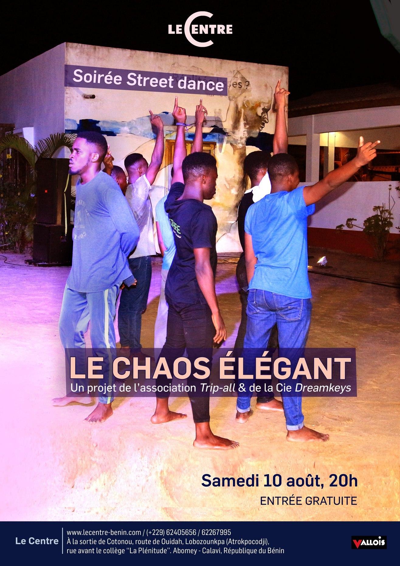 Soirée street dance, Le Chaos élégant #3