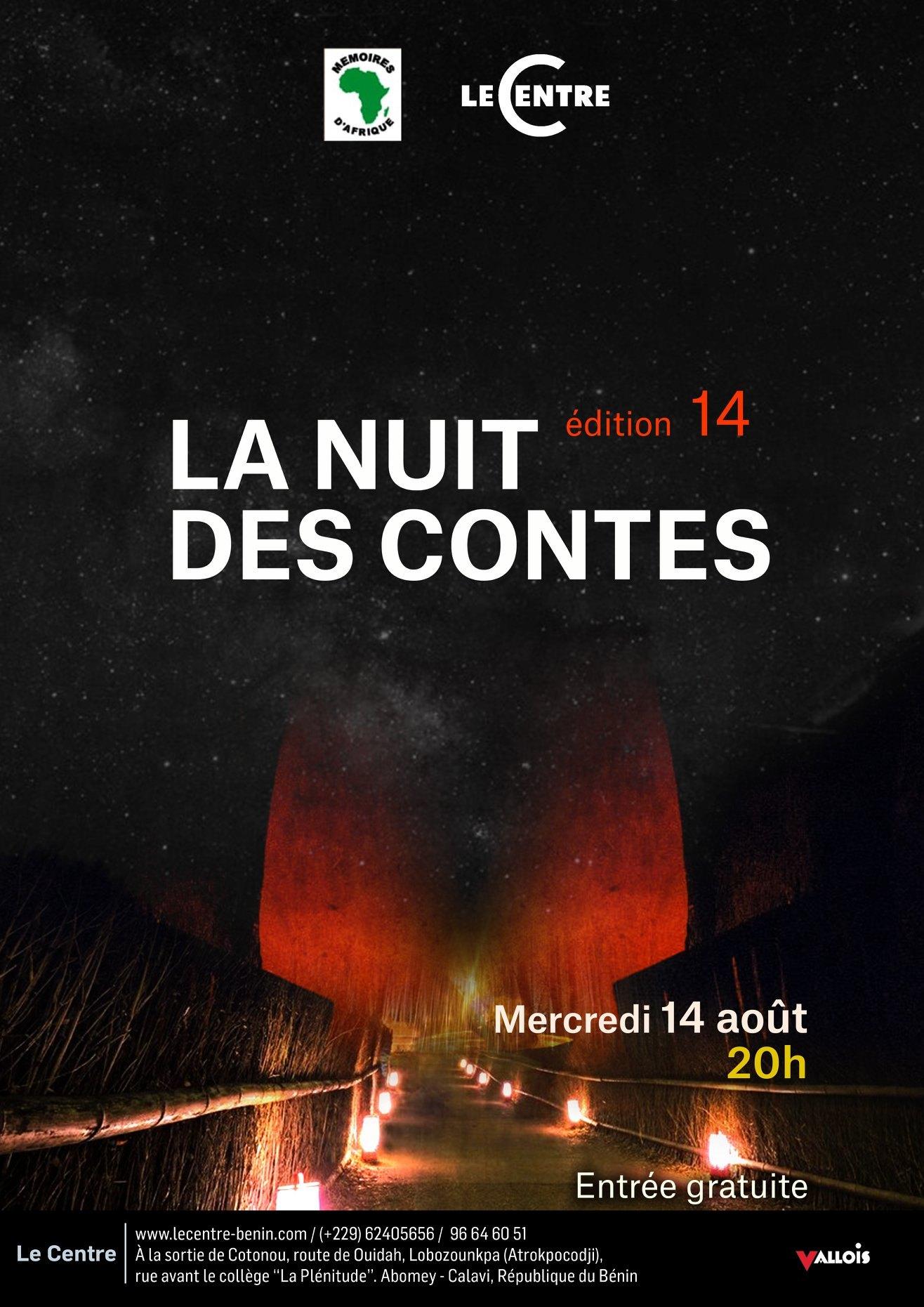Evènement, La nuit des contes