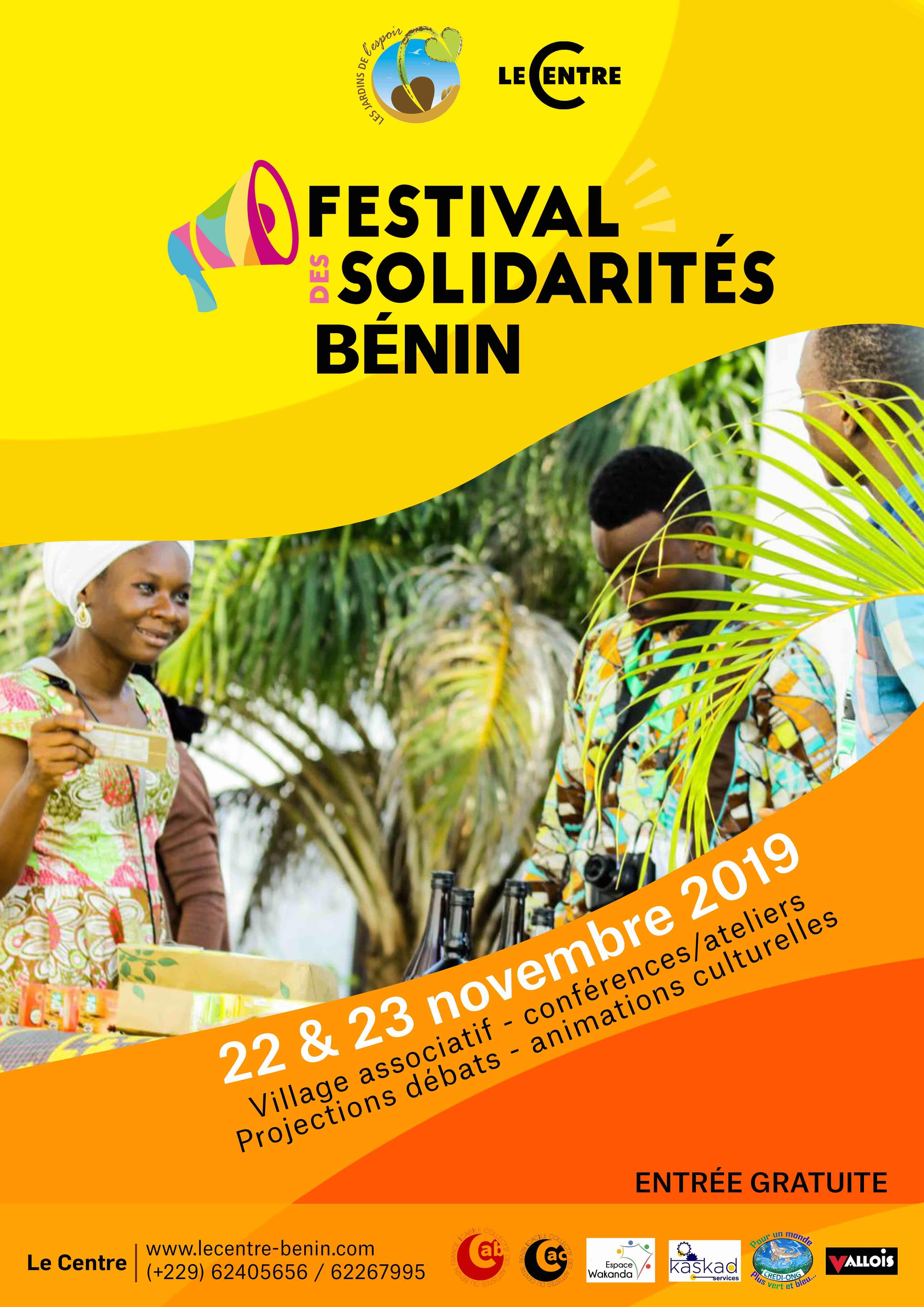 Festival Solidarités Bénin (Festisol)
