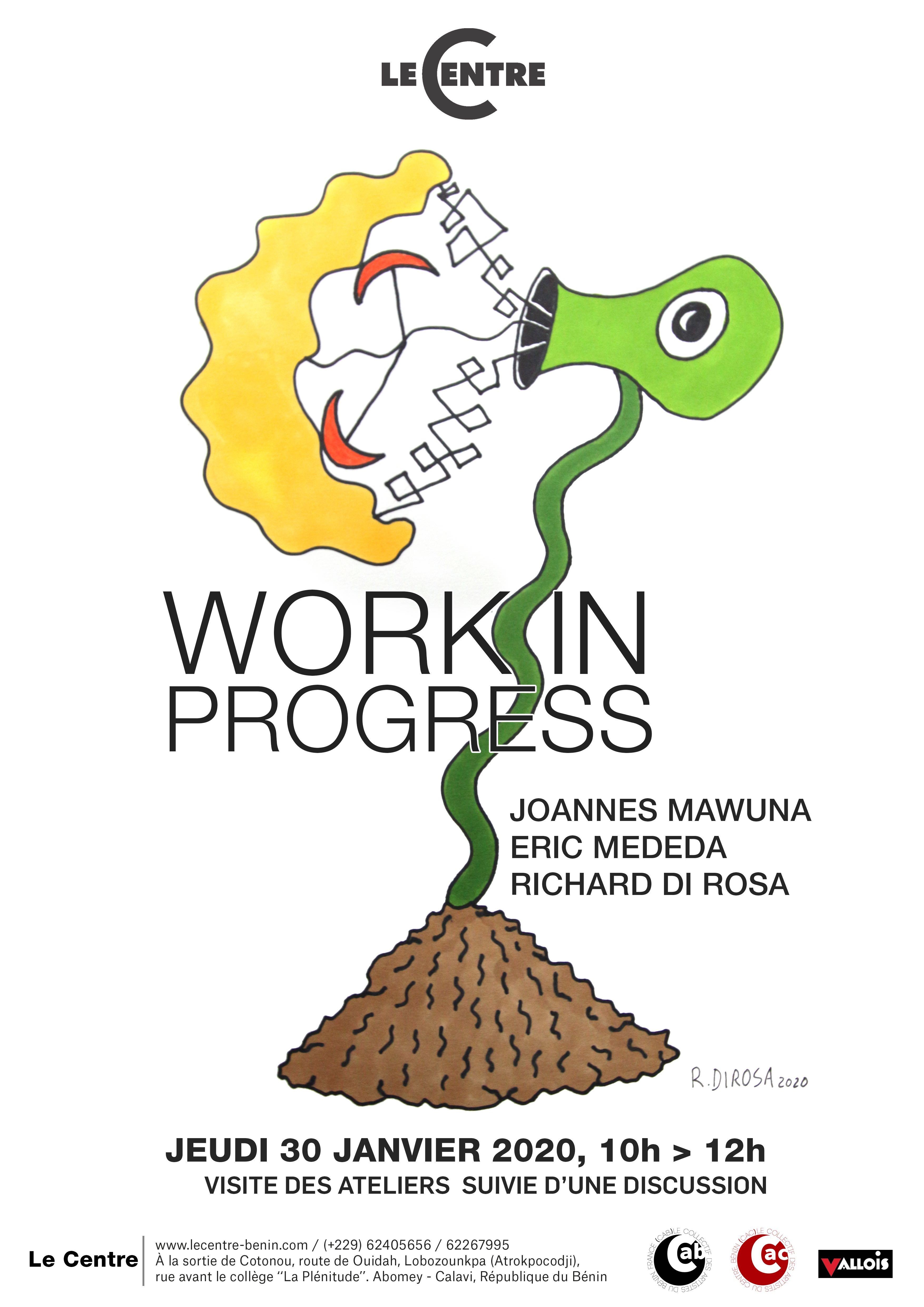 Work in progress, Résidence #25