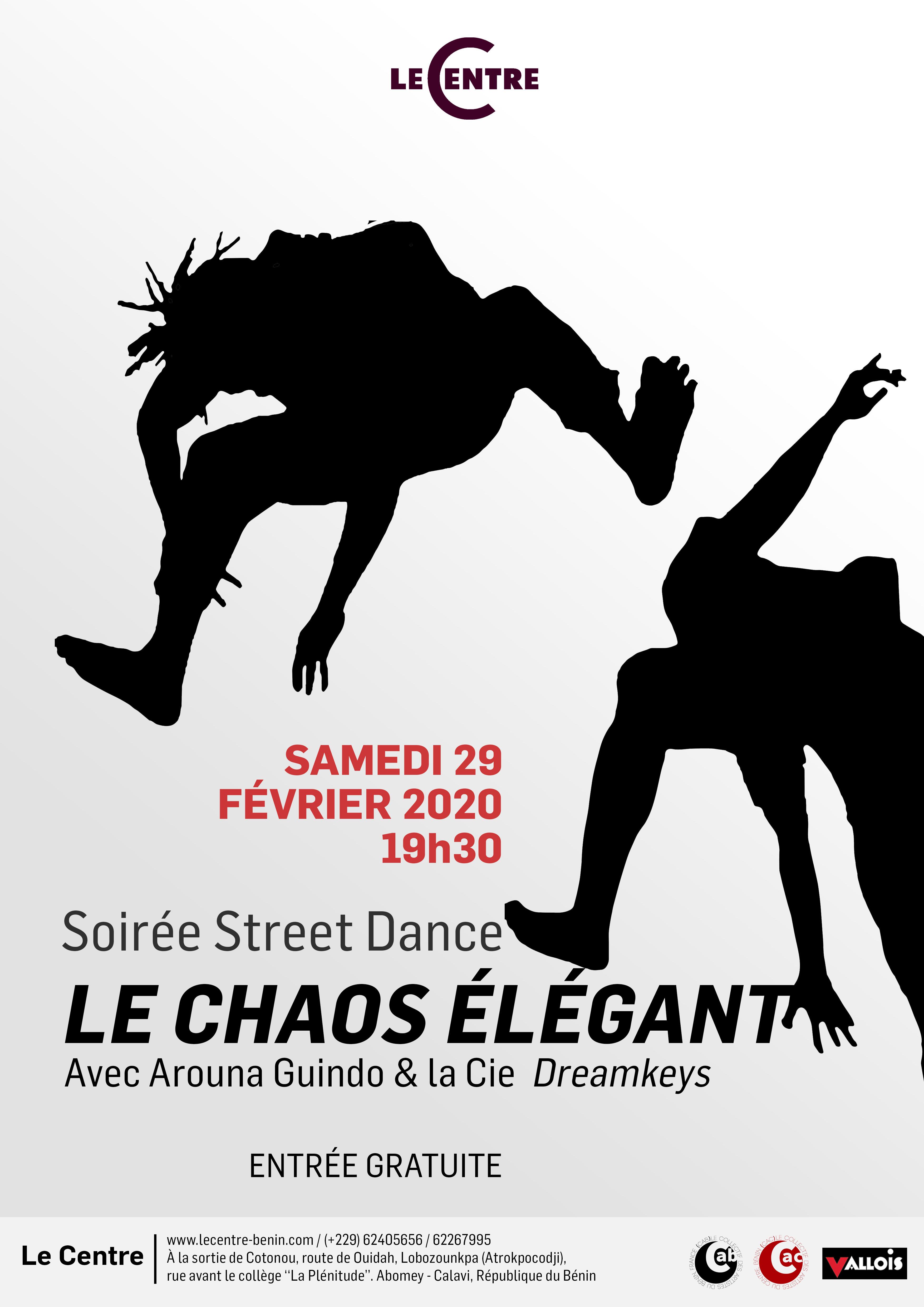 Street dance, Le Chaos Elégant
