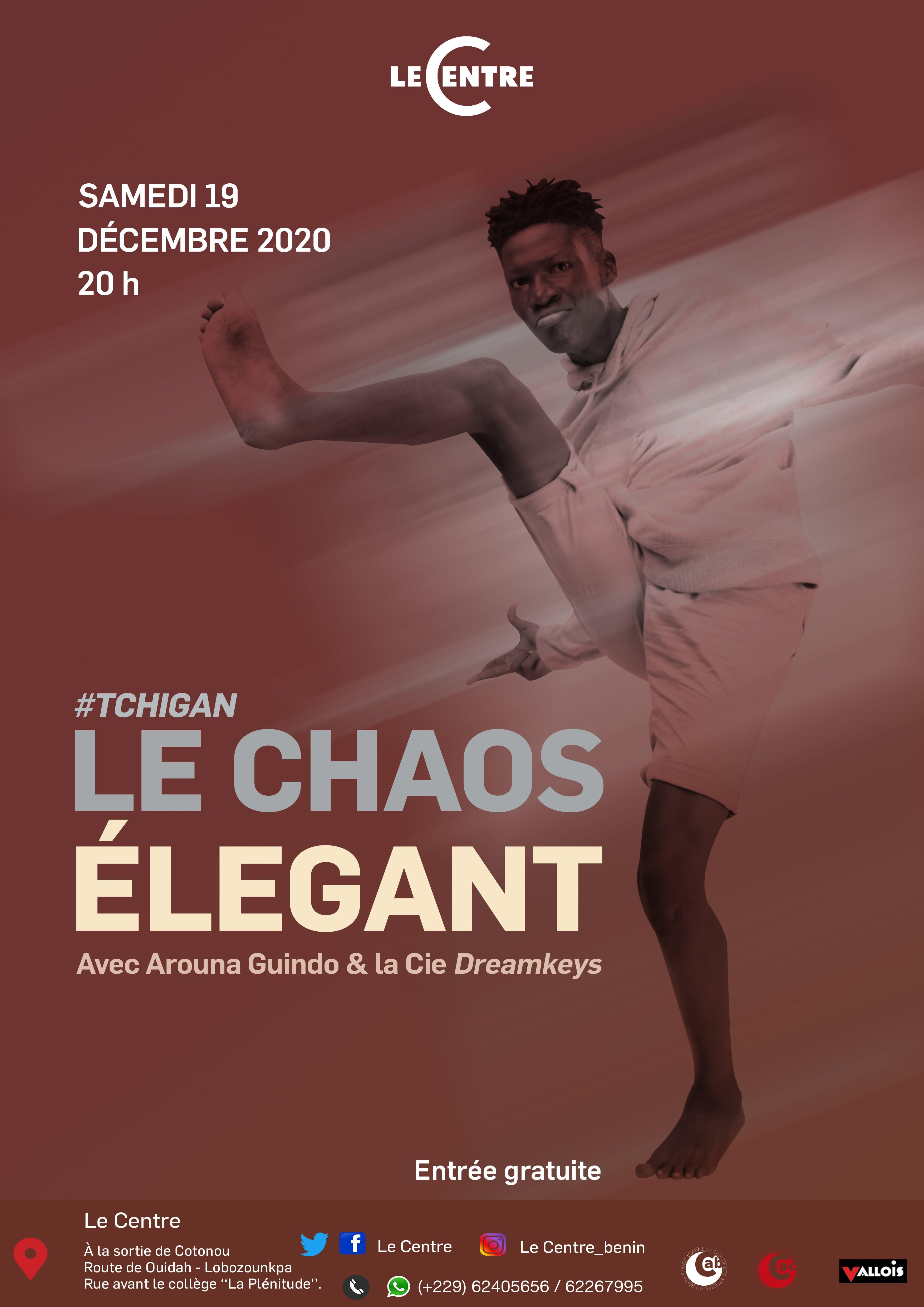 Le Chaos élégant #Tchigan