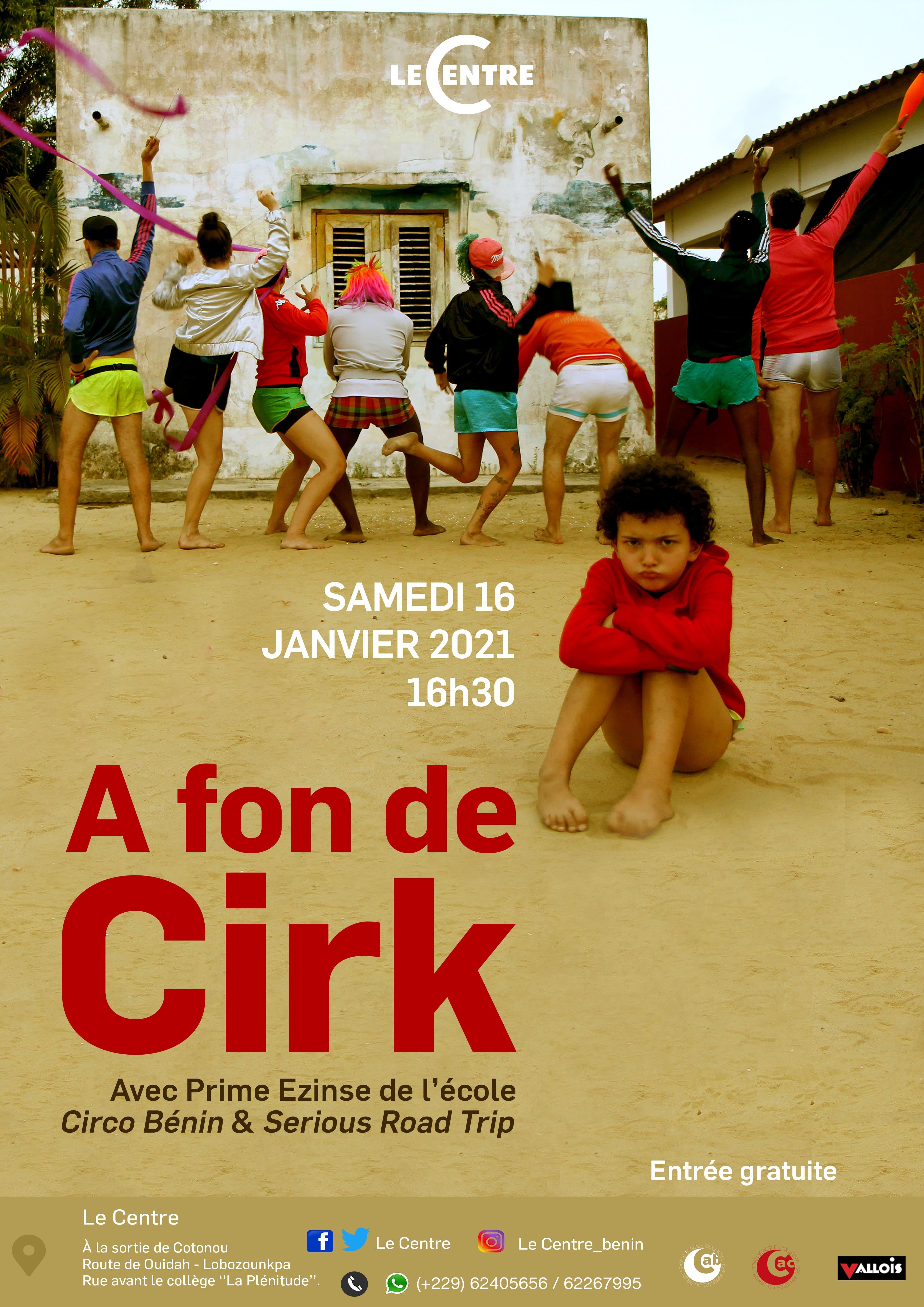 Cabaret A Fon de Cirk