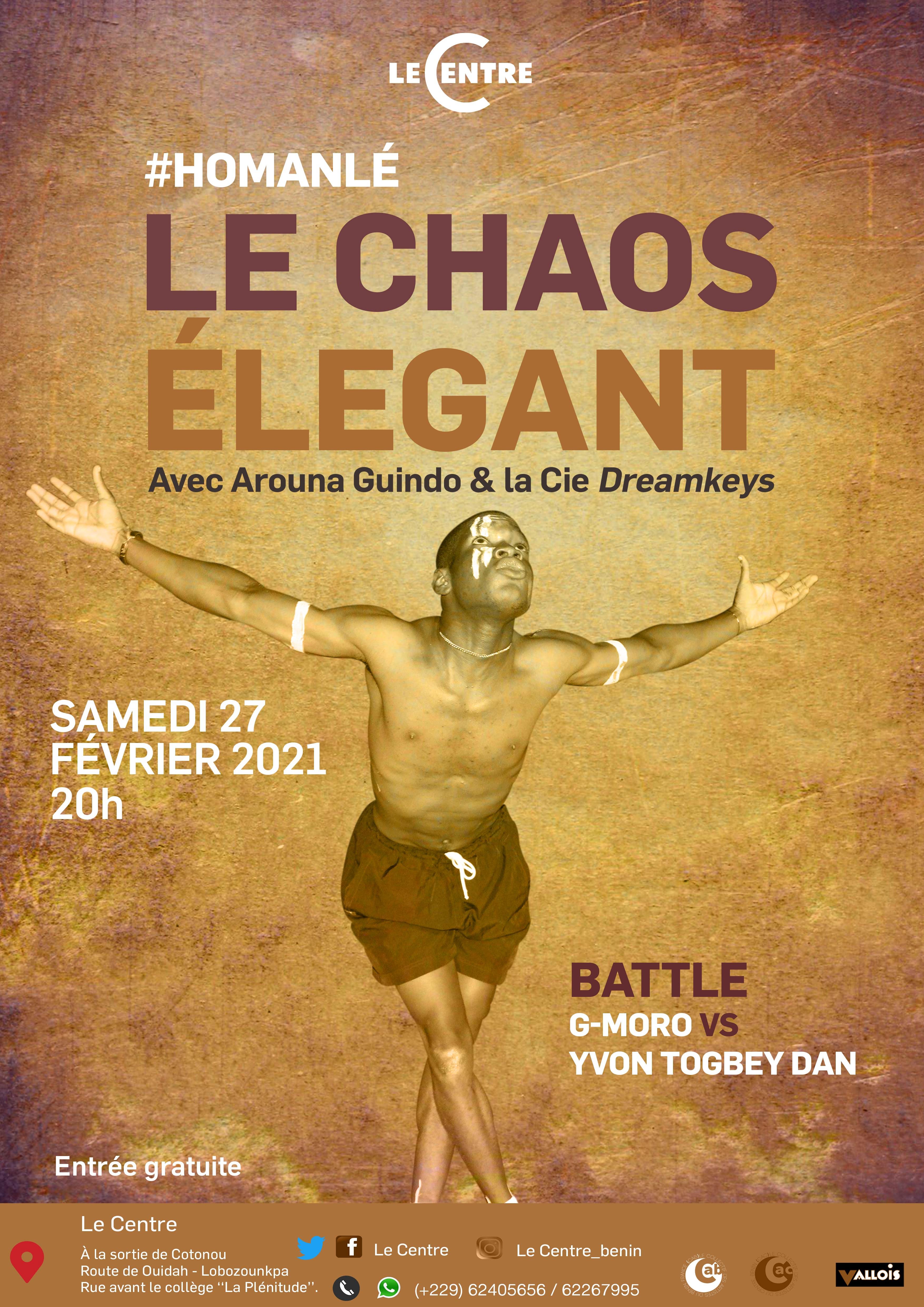 Le Chaos élégant #Homanlé