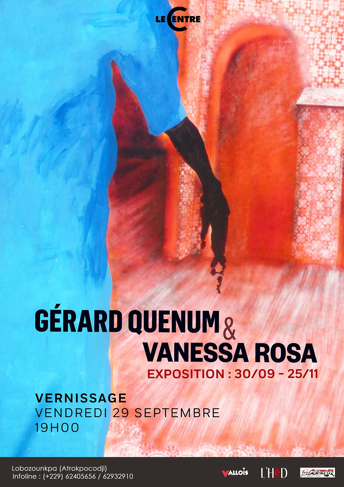 Gérard Quenum & Vanessa Rosa
