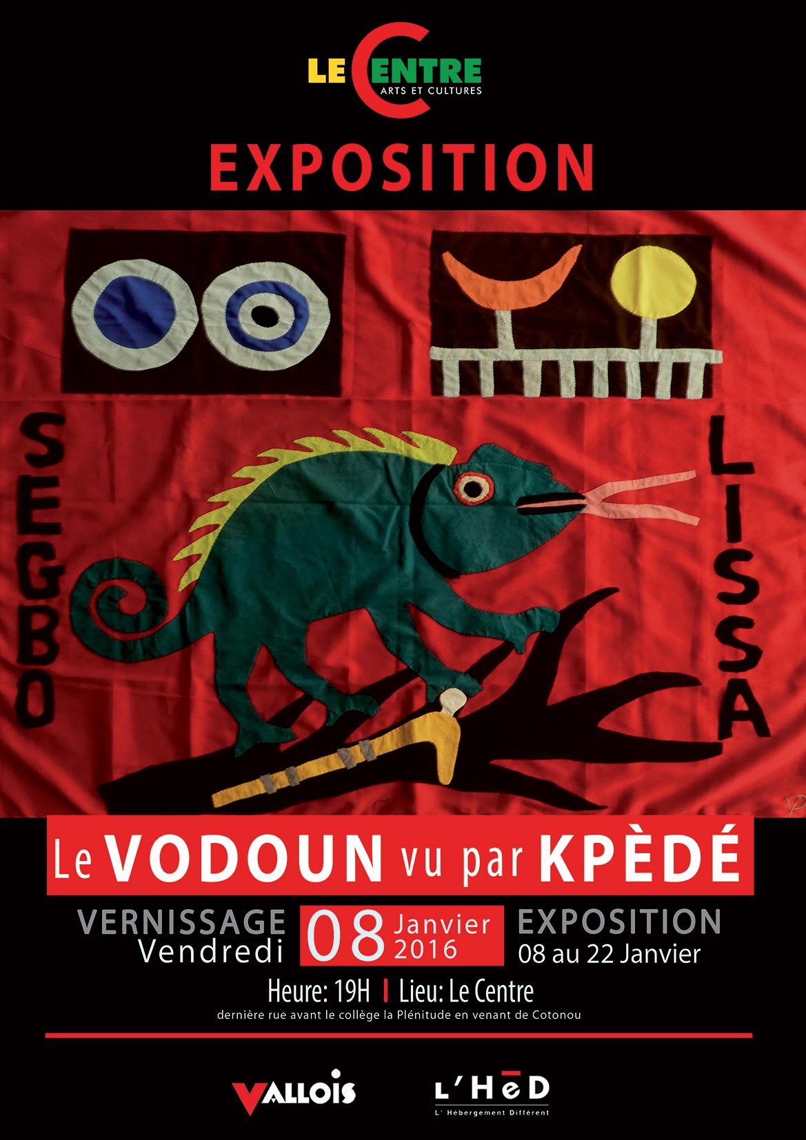 Le Vodoun vu par Kpèdé