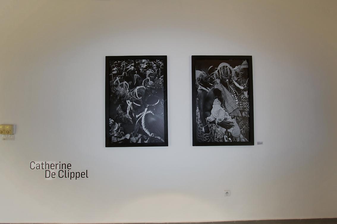 Vue de l'exposition : Vodoun