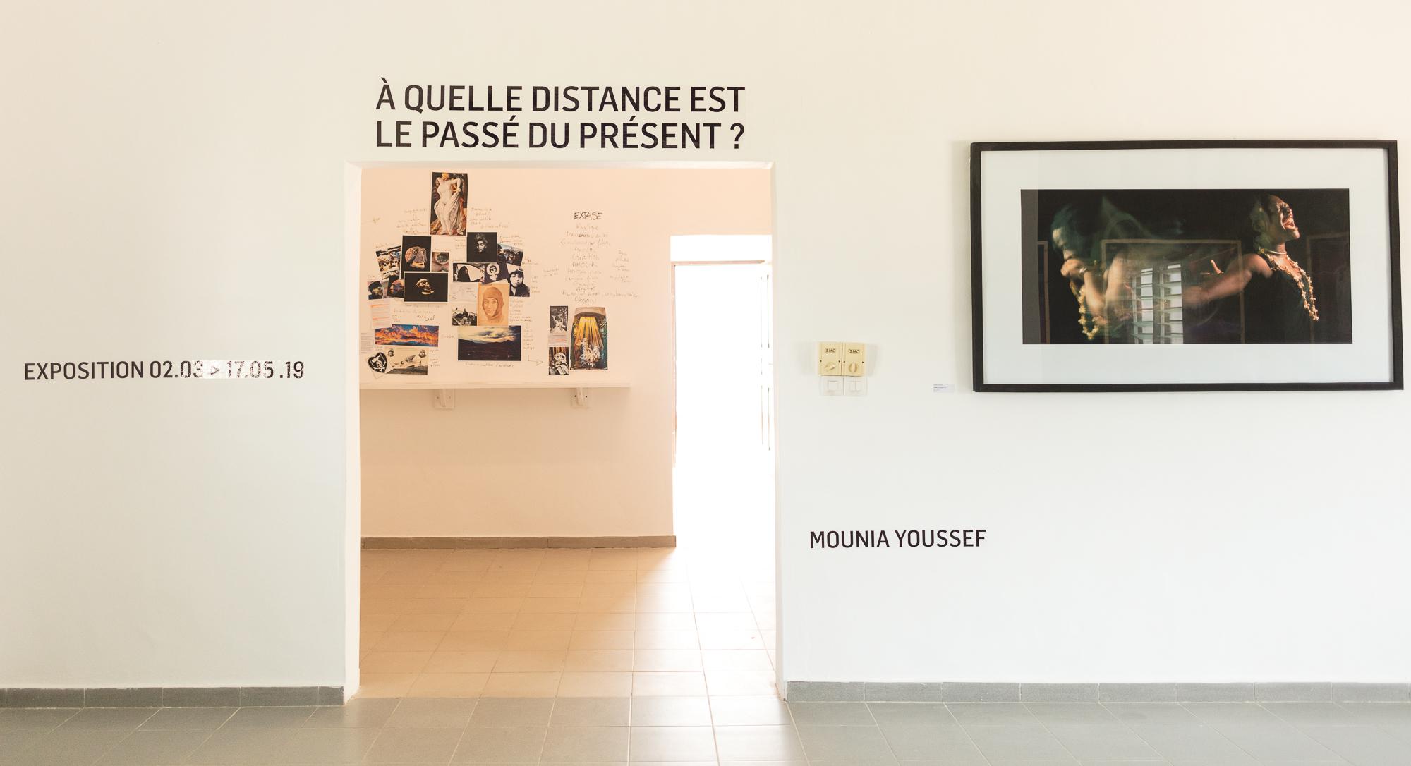 Exposition : A quelle distance est le passé du présent ?