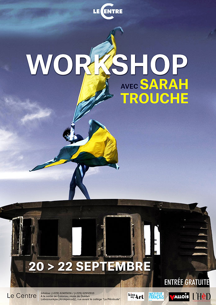Workshop performance #1, Sarah Trouche