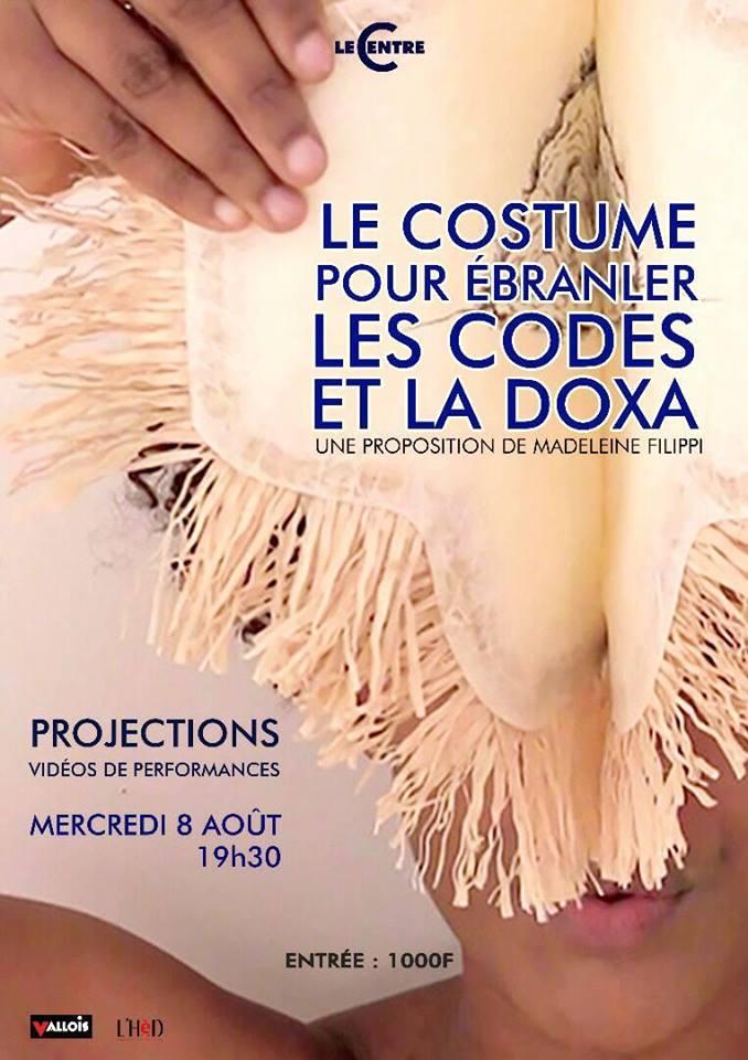 Le costume pour ébranler les codes et la doxa