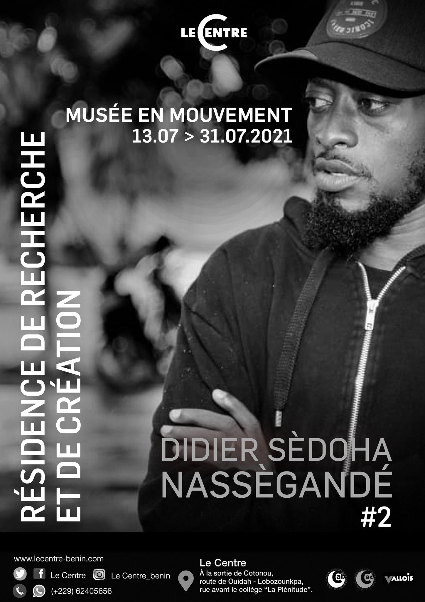 Didier Sèdoha Nassègandé #2