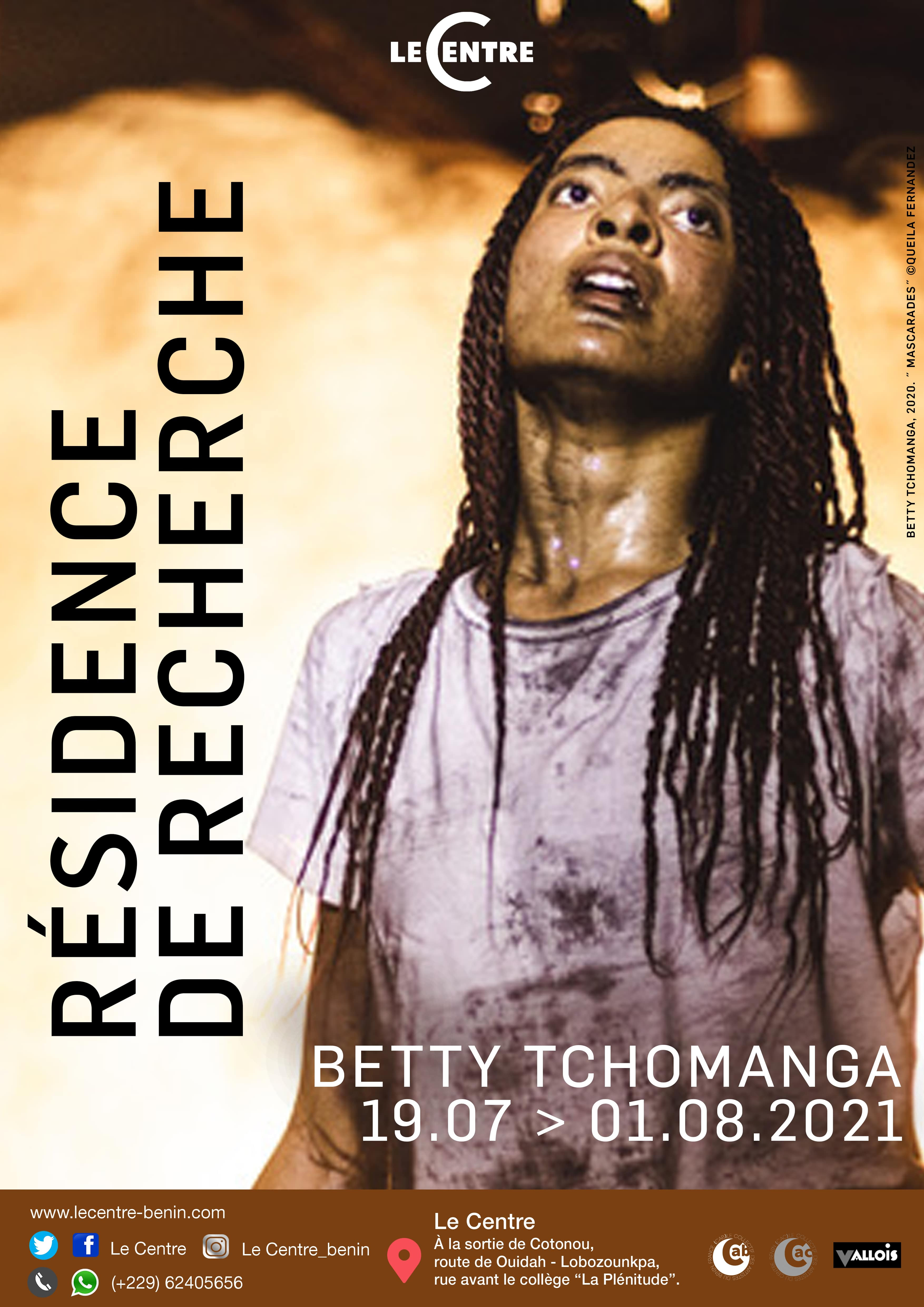 Betty Tchomanga