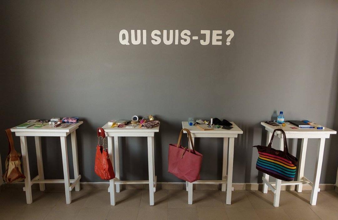 Sénami Donoumassou, A sac ouvert, 2017.