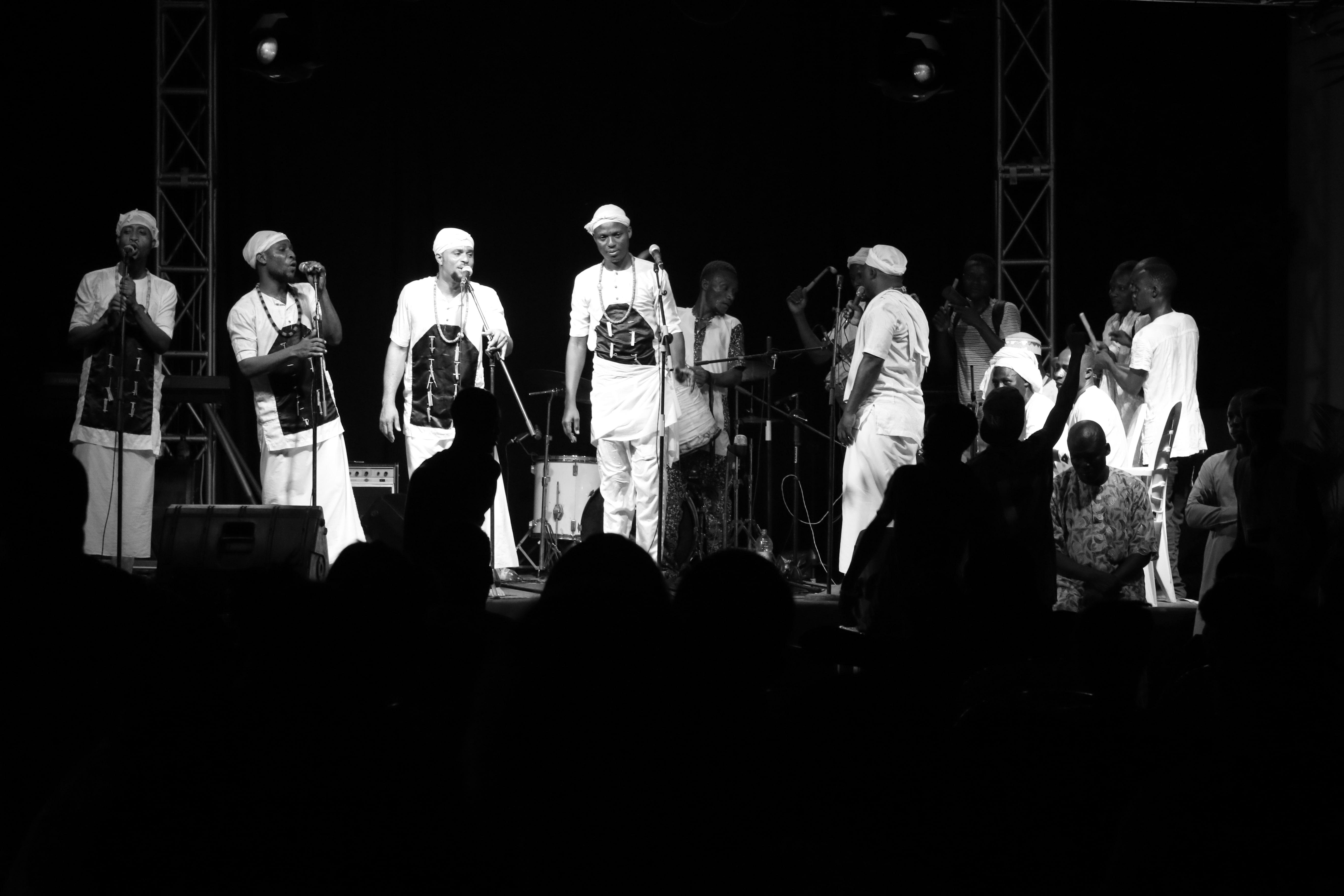 Concert Frères Guèdèhounguè #1