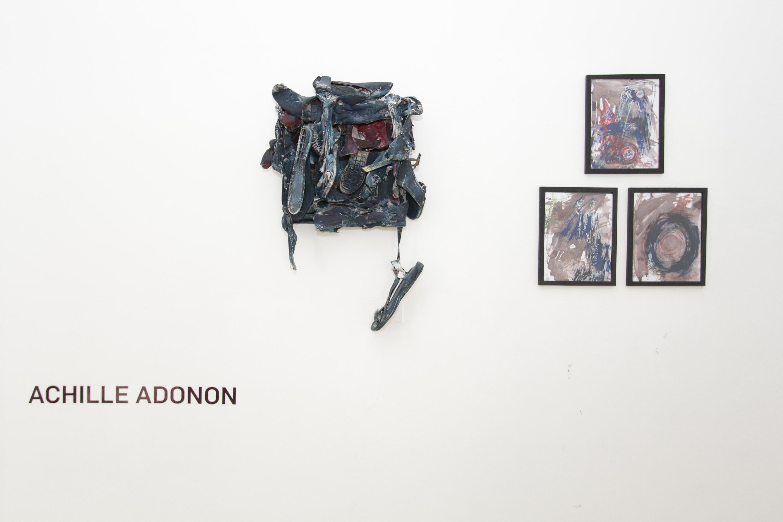 Vue de l'exposition Panorama, 2019, Le Centre.