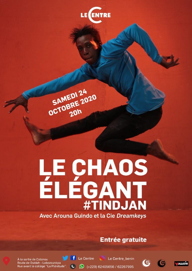 Le Chaos élégant #Tindjan